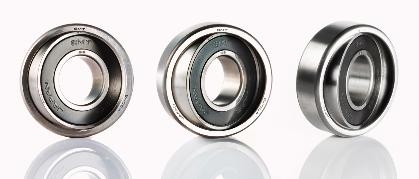 SH Series Stainless Ball Bearings with Aligning Ring