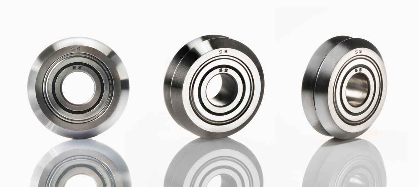 GW Series Guide Wheel Bearings