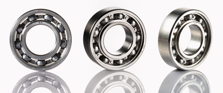 SS series AISI440C Stainless Bearings