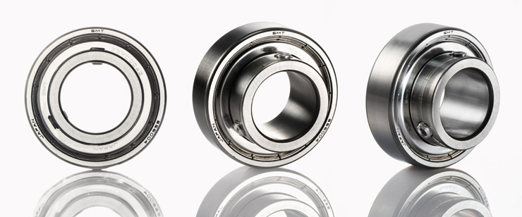 SSXC series Stainless Ball Bearings with Set screw