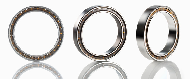 5800 series Double Row Angular Contact Bearings